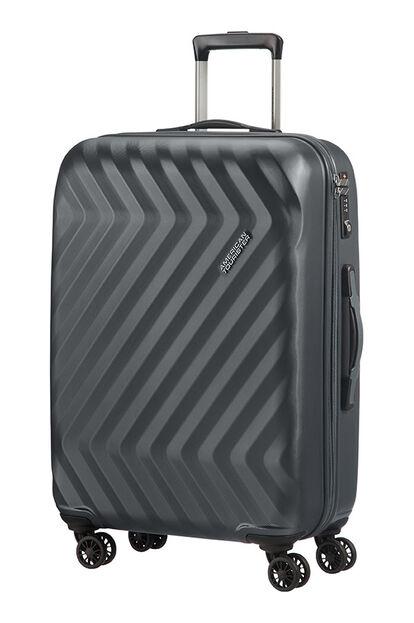 Ziggzagg Koffert med 4 hjul 67cm