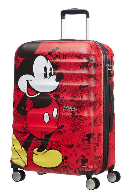 Wavebreaker Disney Koffert med 4 hjul 67cm