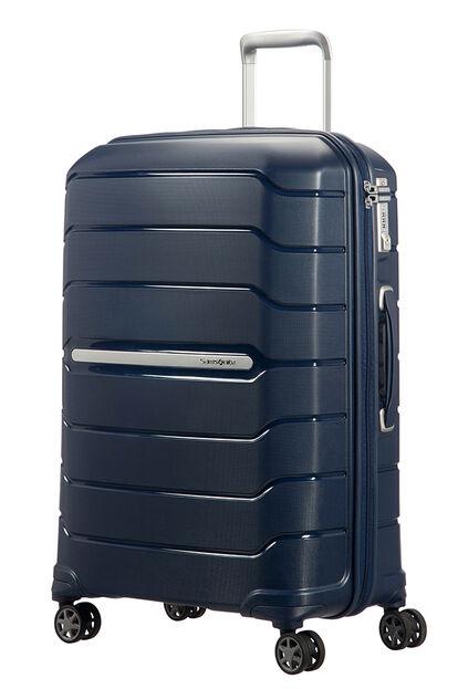 Flux Utvidbar koffert med 4 hjul 68cm