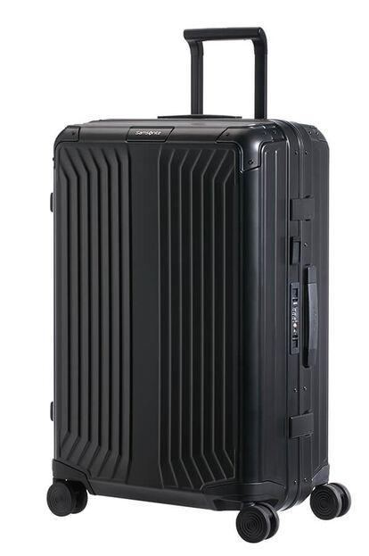 Lite-Box Alu Koffert med 4 hjul 69cm
