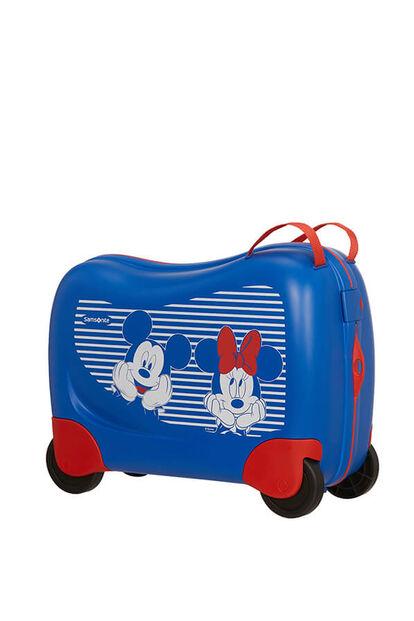 Dream Rider Disney Koffert med 4 hjul