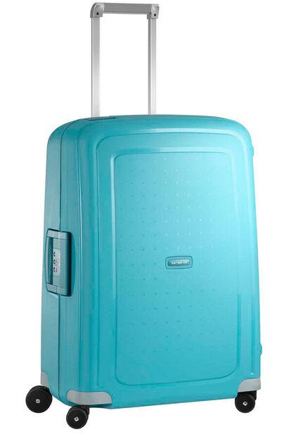 S'Cure Koffert med 4 hjul 69cm