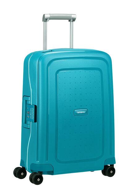 S'Cure Koffert med 4 hjul 55cm (20cm)