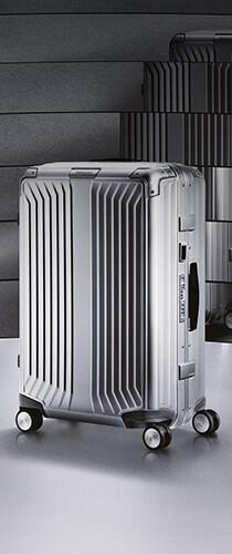 Aluminium Suitcases - Discover - Rolling Luggage
