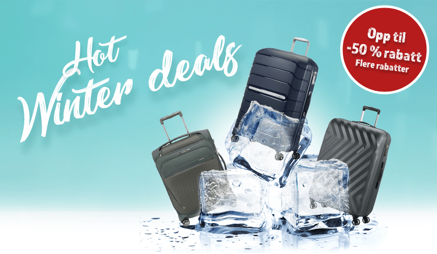 Winter Sale 2019 - Rolling Luggage
