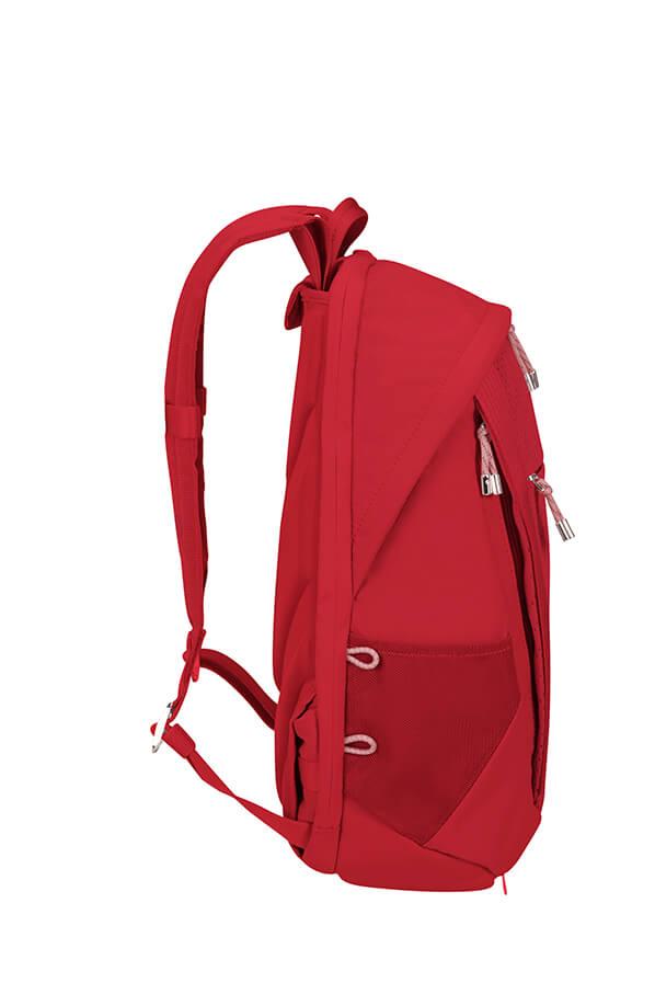 Samsonite 2WM Mesh PC ryggsekk 14 Rød | Rolling Luggage